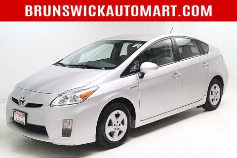 2011 Toyota Prius for sale at Brunswick Auto Mart in Brunswick OH