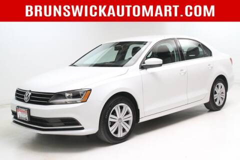 2017 Volkswagen Jetta for sale at Brunswick Auto Mart in Brunswick OH