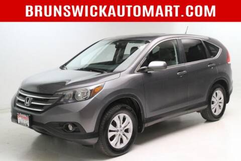 2012 Honda CR-V for sale at Brunswick Auto Mart in Brunswick OH