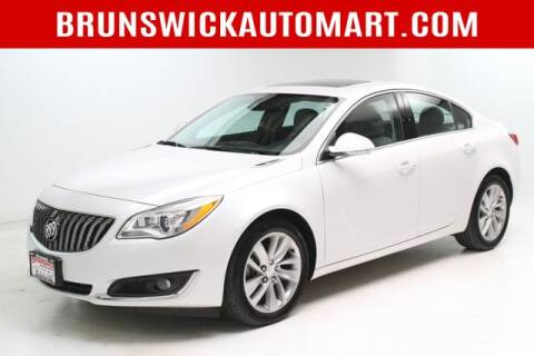 2017 Buick Regal for sale at Brunswick Auto Mart in Brunswick OH