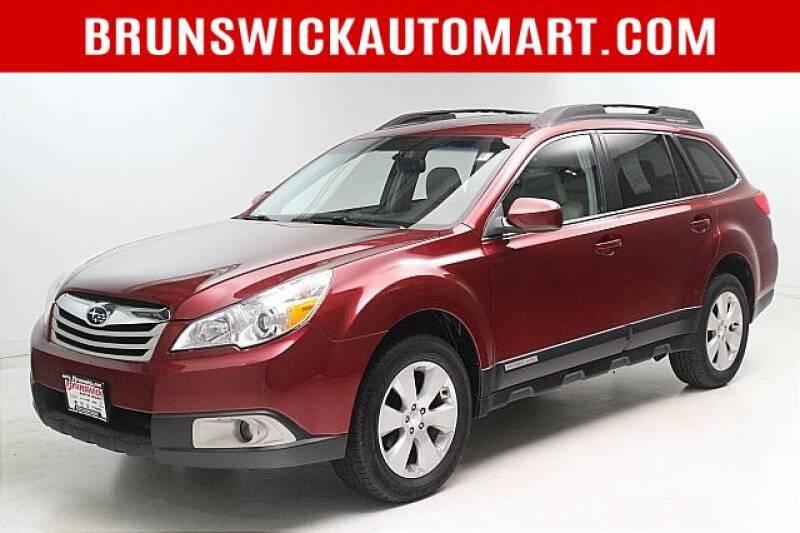 2011 Subaru Outback for sale at Brunswick Auto Mart in Brunswick OH