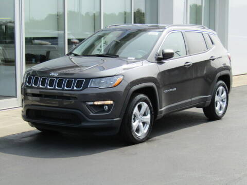 2021 Jeep Compass for sale at Brunswick Auto Mart in Brunswick OH