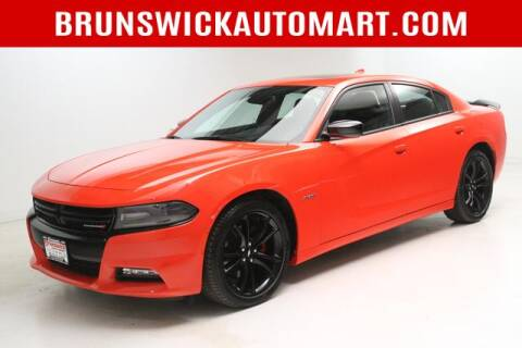 2017 Dodge Charger for sale at Brunswick Auto Mart in Brunswick OH