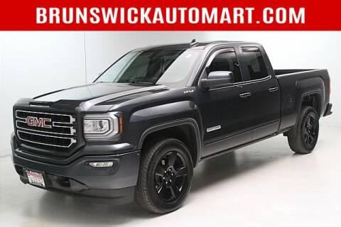 2018 GMC Sierra 1500 for sale at Brunswick Auto Mart in Brunswick OH