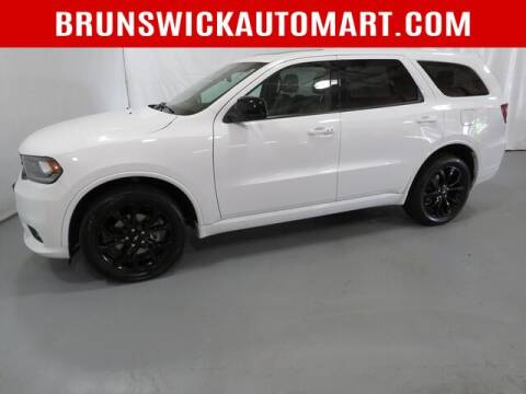 2019 Dodge Durango for sale at Brunswick Auto Mart in Brunswick OH