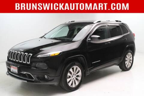 2018 Jeep Cherokee for sale at Brunswick Auto Mart in Brunswick OH