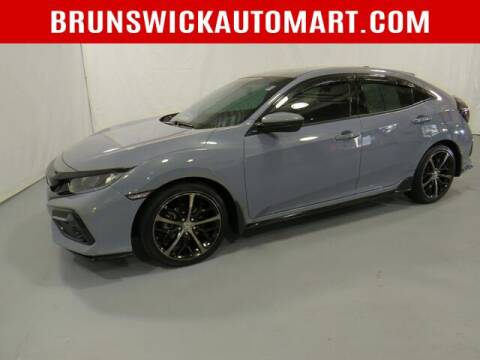2020 Honda Civic for sale at Brunswick Auto Mart in Brunswick OH