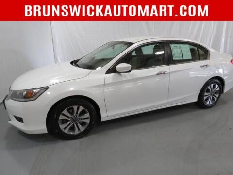 2015 Honda Accord for sale at Brunswick Auto Mart in Brunswick OH