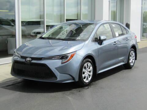 2021 Toyota Corolla for sale at Brunswick Auto Mart in Brunswick OH
