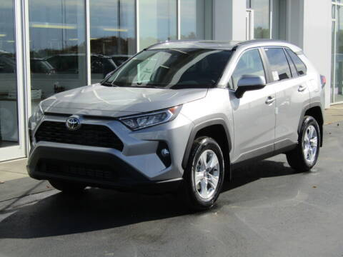 2020 Toyota RAV4 for sale at Brunswick Auto Mart in Brunswick OH