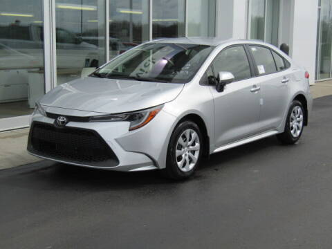 2021 Toyota Corolla for sale at Brunswick Auto Mart in Brunswick OH