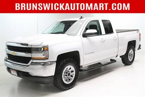 2018 Chevrolet Silverado 1500 for sale at Brunswick Auto Mart in Brunswick OH