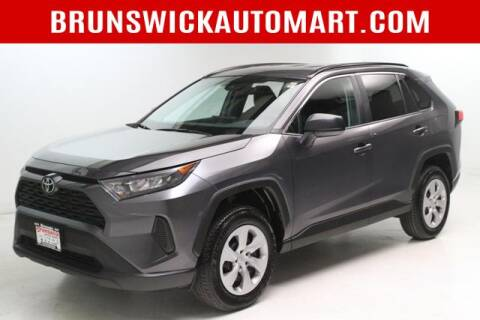 2019 Toyota RAV4 for sale at Brunswick Auto Mart in Brunswick OH