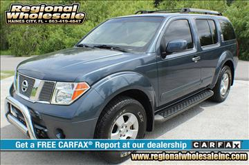 2006 Nissan Pathfinder for sale in Haines City, FL