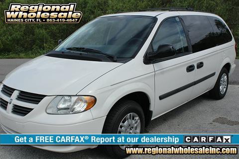 2005 Dodge Grand Caravan for sale in Haines City, FL