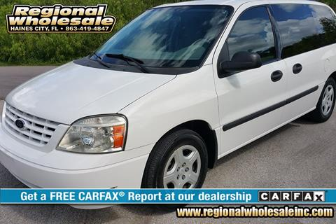 2007 Ford Freestar for sale in Haines City, FL