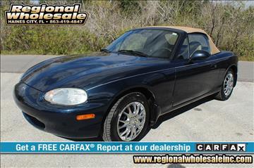 1999 Mazda MX-5 Miata for sale in Haines City, FL