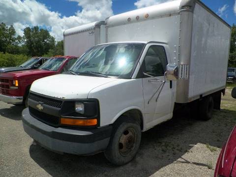 2004 Chevrolet G3500 Commercial Van