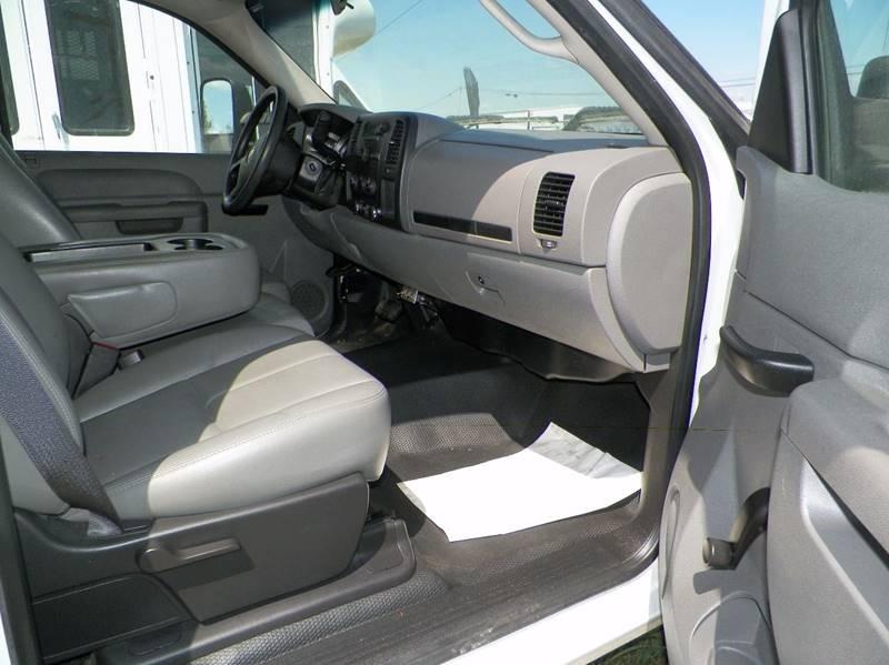2013 Chevrolet Silverado 2500HD 4x2 Work Truck 2dr Regular Cab LB - Imlay City MI
