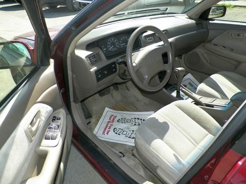 1999 Toyota Camry LE 4dr Sedan - Imlay City MI