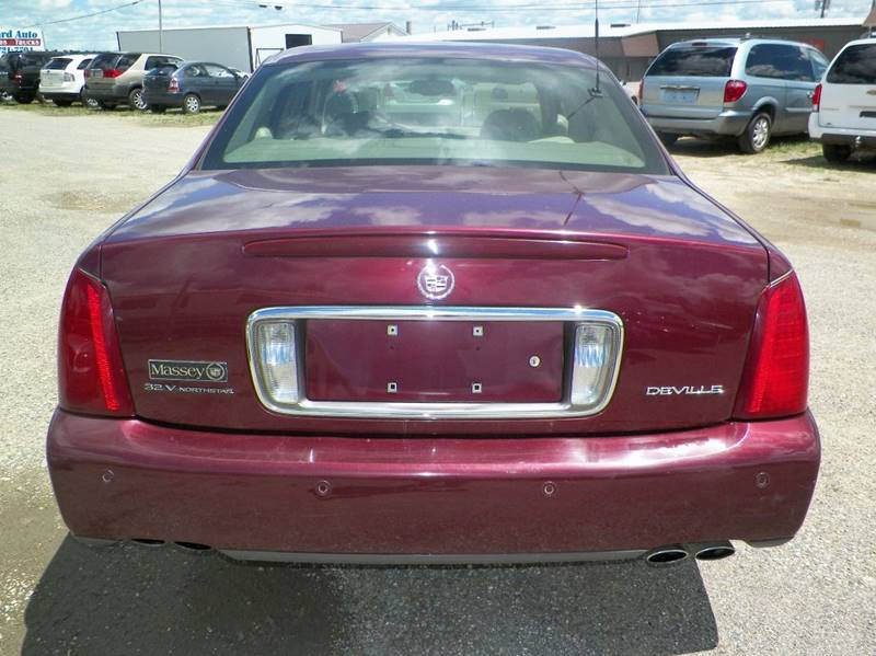 2002 Cadillac DeVille 4dr Sedan - Imlay City MI