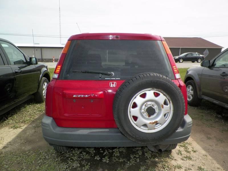 2000 Honda CR-V AWD LX 4dr SUV - Imlay City MI