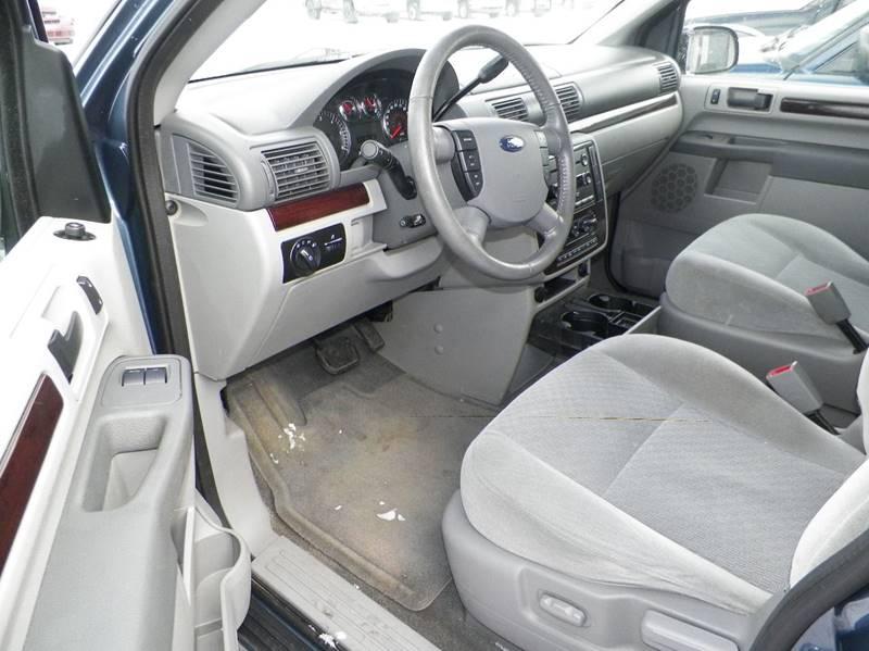 2006 Ford Freestar SEL 4dr Mini Van In Mayville MI