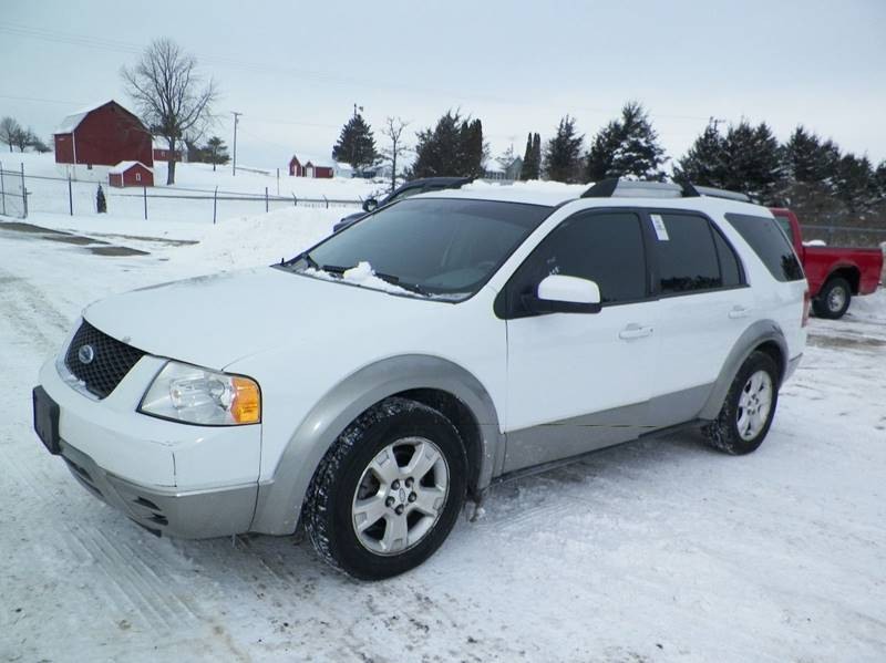 2007 Ford Freestyle Awd Sel 4dr Wagon In Mayville Mi Orchard Autorhorchardautousedcars: Ford Freestyle Spare Tire Location At Elf-jo.com