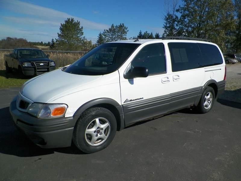 2003 Pontiac Montana for sale in Mayville, MI
