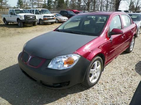 2007 Pontiac G5 for sale in Mayville, MI