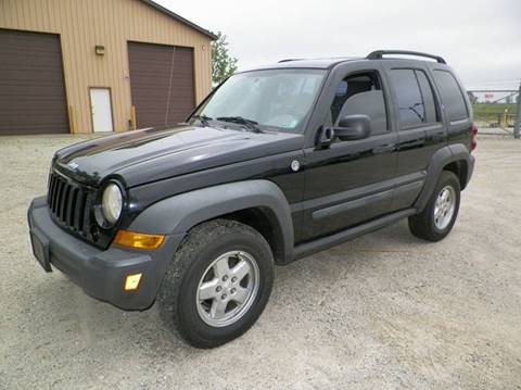 2007 Jeep Liberty for sale in Mayville, MI