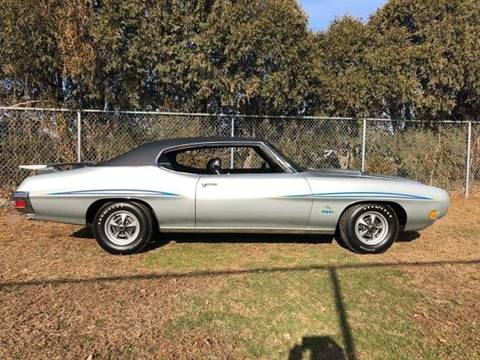 1970 Pontiac GTO for sale in Mayville, MI