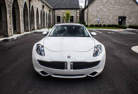 2012 Fisker Karma for sale in Mayville, MI