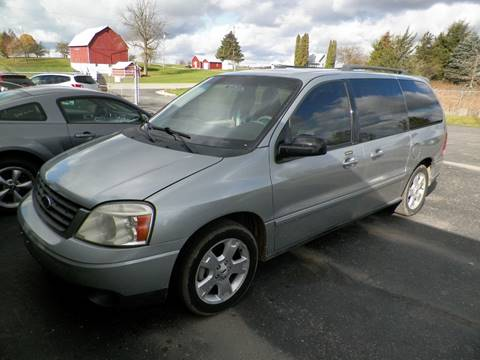2007 Ford Freestar for sale in Mayville, MI