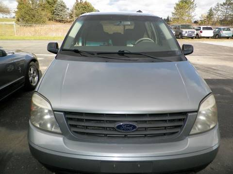 2007 Ford Freestar