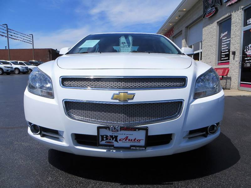 2012 Chevrolet Malibu for sale at B & M Auto Sales Inc. in Oak Forest IL