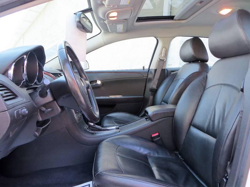 2012 Chevrolet Malibu for sale at B & M Auto Sales Inc. in Oak Forest IL
