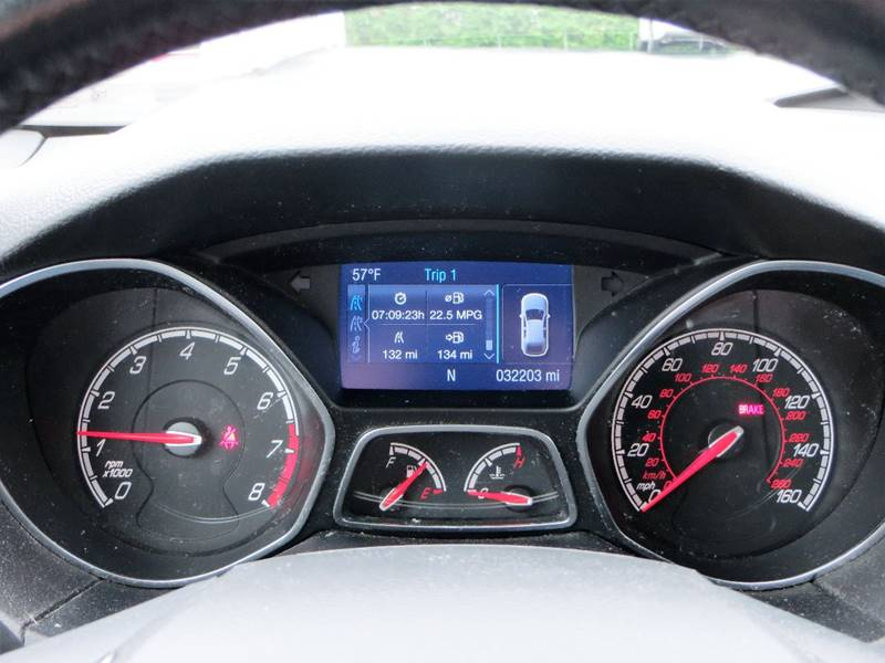 2014 Ford Focus for sale at B & M Auto Sales Inc. in Oak Forest IL