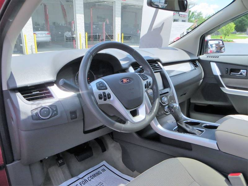 2012 Ford Edge for sale at B & M Auto Sales Inc. in Oak Forest IL