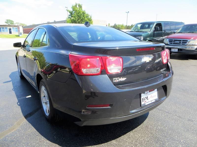2013 Chevrolet Malibu for sale at B & M Auto Sales Inc. in Oak Forest IL