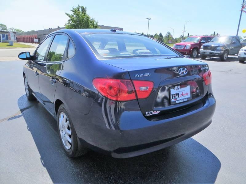 2008 Hyundai Elantra for sale at B & M Auto Sales Inc. in Oak Forest IL