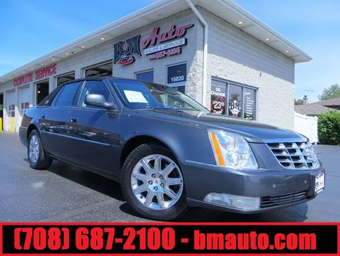 2011 Cadillac DTS for sale in Oak Forest, IL