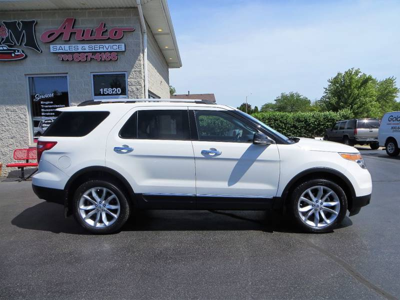 2011 Ford Explorer for sale at B & M Auto Sales Inc. in Oak Forest IL