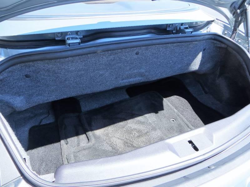 2009 Mitsubishi Eclipse Spyder for sale at B & M Auto Sales Inc. in Oak Forest IL
