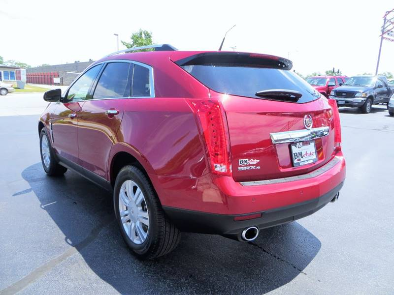 2012 Cadillac SRX for sale at B & M Auto Sales Inc. in Oak Forest IL