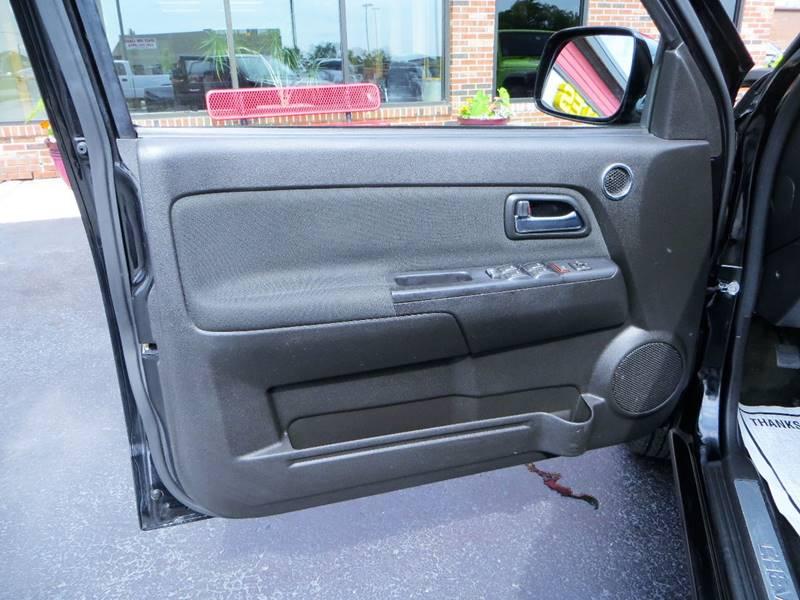 2010 Chevrolet Colorado for sale at B & M Auto Sales Inc. in Oak Forest IL