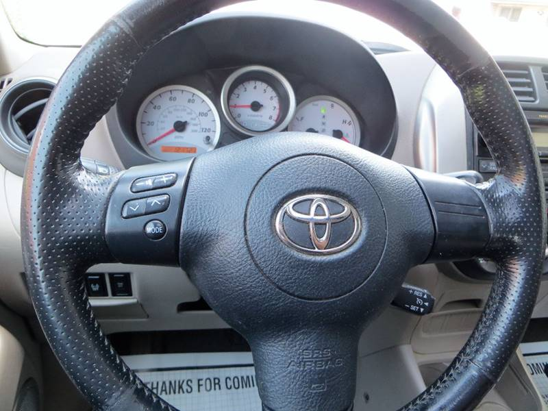 2005 Toyota RAV4 for sale at B & M Auto Sales Inc. in Oak Forest IL