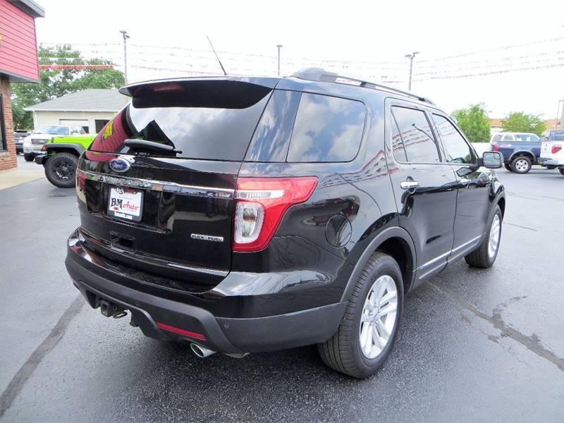2015 Ford Explorer for sale at B & M Auto Sales Inc. in Oak Forest IL