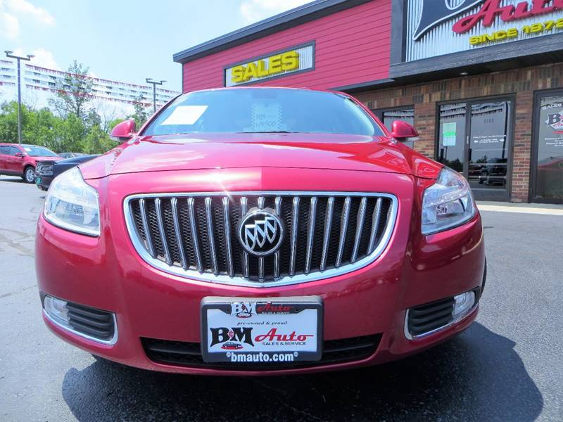 2013 Buick Regal for sale at B & M Auto Sales Inc. in Oak Forest IL