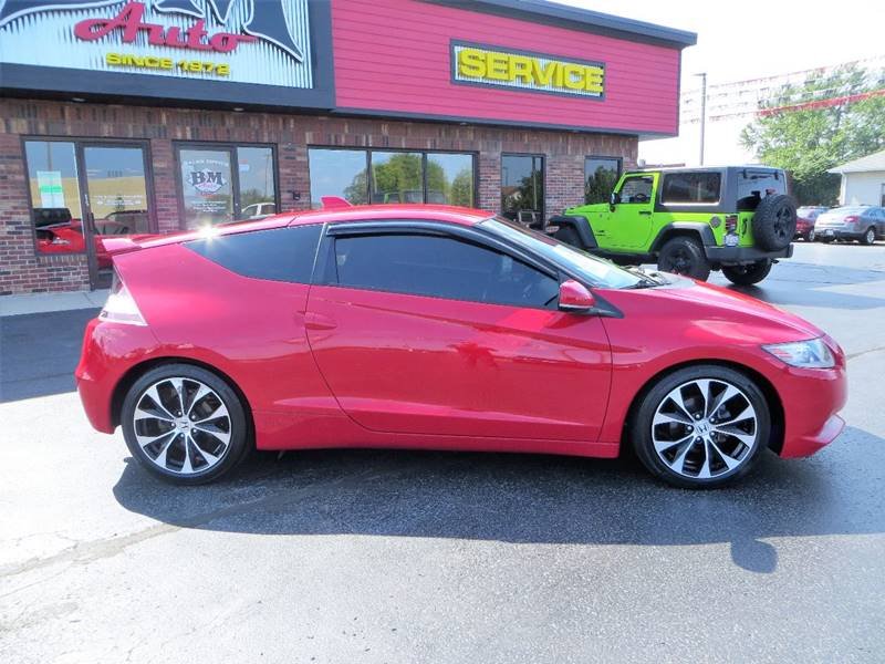 2011 Honda CR-Z for sale at B & M Auto Sales Inc. in Oak Forest IL